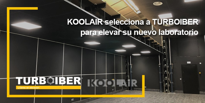 Turboiber Koolair